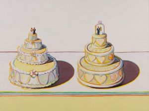 Wayne Thiebaud 1962 to 2017