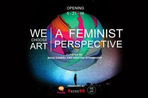 We Choose Art | A Feminist Perspective 2.0
