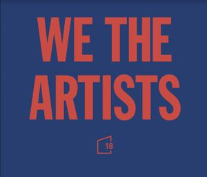 WE THE ARTISTS | 18th Street's 30th Anniversary Celebration!