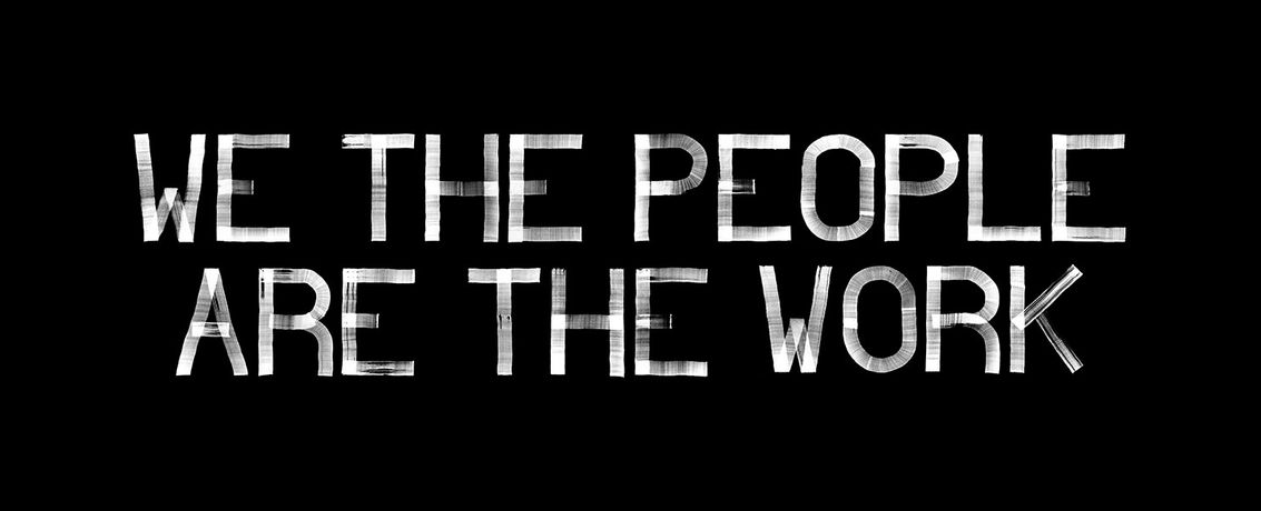 We The People Are The Work: Image 0