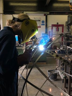 Welding for Artists (October 2020)