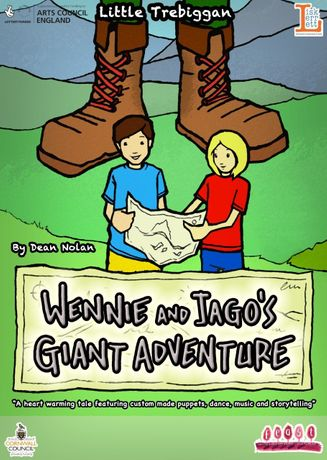 Wennie and Jago's Giant Adventure