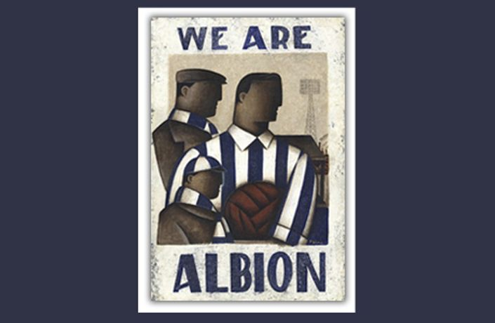 West Bromwich Albion Paintings: Image 0