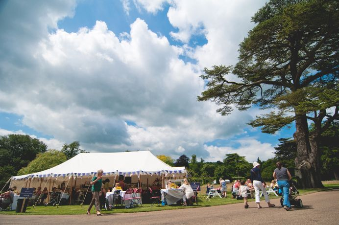 West Dean Arts & Craft Festival