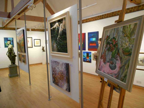 Weybridge Art Society Autumn 2012 Exhibition: Image 0
