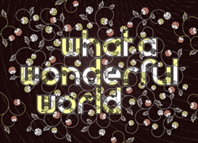 'What A Wonderful World' By Kai & Sunny: Image 0