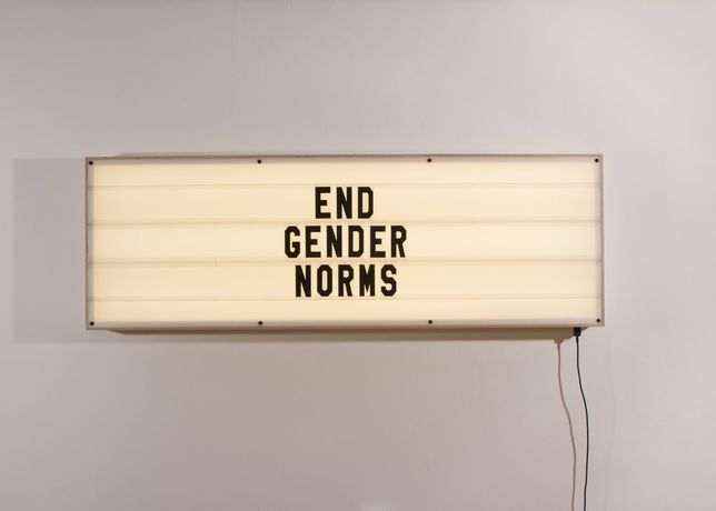 End Gender Norms