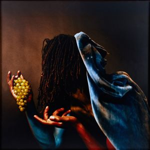 Rotimi Fani-Kayode, Grapes, 1989, Courtesy Autograph-ABP and The Heong Gallery.