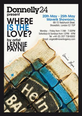 Where Is The Love by Lennie Payne: Image 0