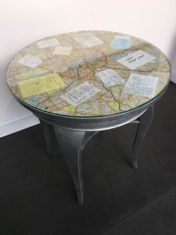 The Bankside Table
