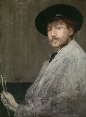 Whistler, Chelsea's Greatest Artist - with Antony Clayton (ONLINE)