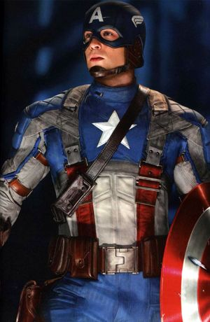 Whitaker Malem, Captain America
