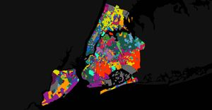 Who We Are. Visualizing NYC by the Numbers