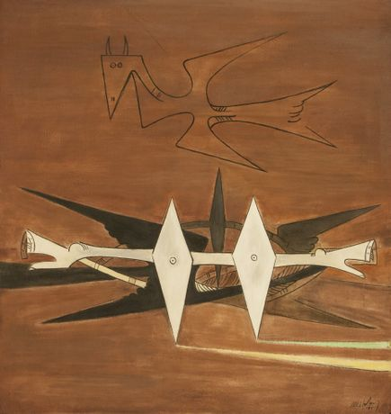 Wifredo Lam: Blurring Boundaries: Image 2