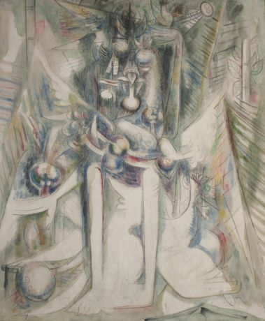 Wifredo Lam: Blurring Boundaries: Image 1