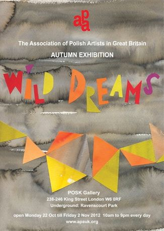 'Wild Dreams' - APA Autumn 2012: Image 0