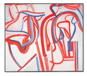Willem de Kooning: Late Paintings