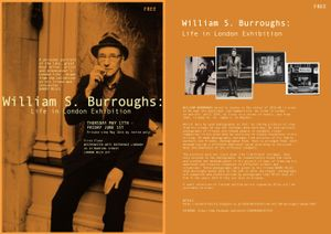 William Burroughs' London
