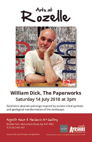 William Dick: The Paperworks: Image 1