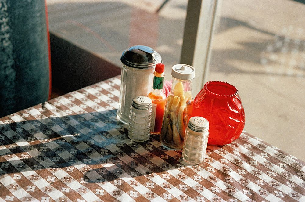 William Eggleston. Selected Works from The Democratic
