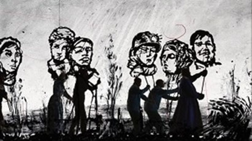William Kentridge: More Sweetly Play the Dance: Image 0
