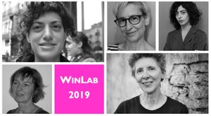 WinLab 2019 | Artist Talk with Bojana Cvejić - Independent Dance