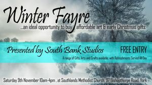 Winter Art and Craft Fayre