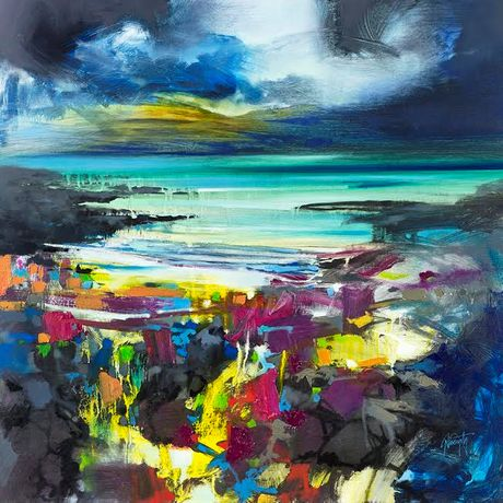 Harris Blue - Scott Naismith