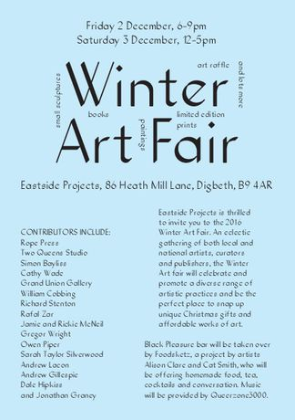 Winter Art Fair: Image 0