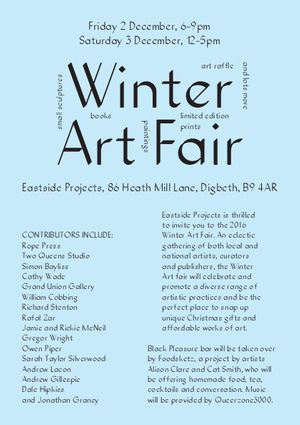 Winter Art Fair
