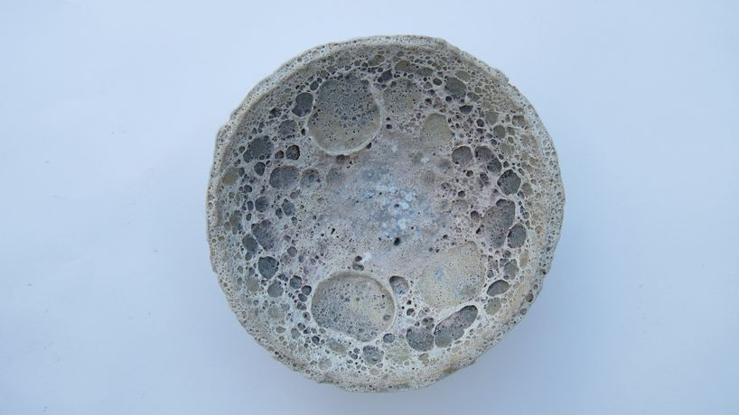 Moon Bowl by Katherine Staple