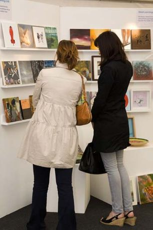 Winter Open Studios Art Show - Wimbledon Art Studios: Image 0