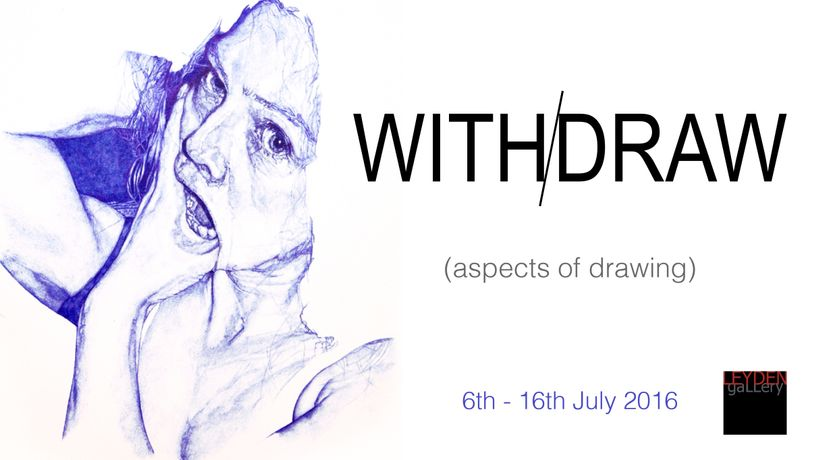 WITH/DRAW 6th - 16th July 2016