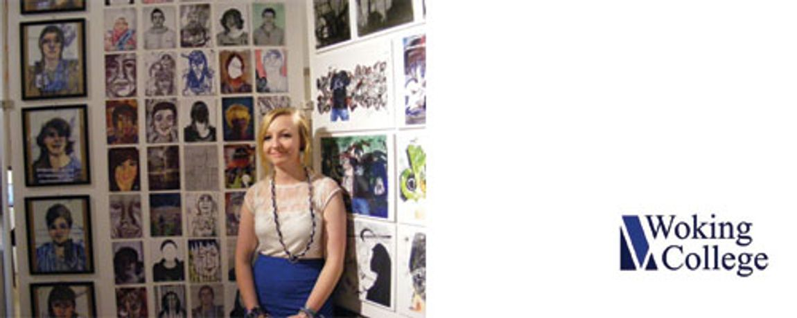 Woking College Summer Exhibition: Image 0