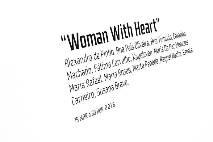 Woman With Heart: Image 3