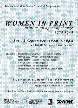 Women in Print: Print as an agent of change 1920-1960: Image 0