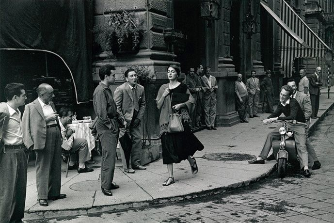 Photo: © Ruth Orkin Photo Archive.