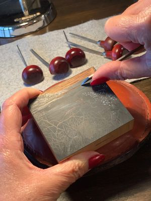 Wood Engraving Demonstration
