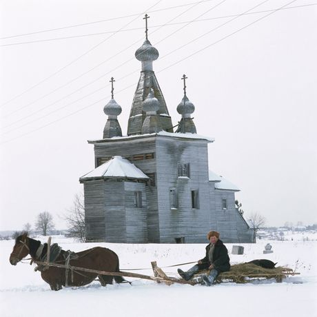 Wooden Churches: Travelling in the Russian North 100 years after Bilibin: Image 0
