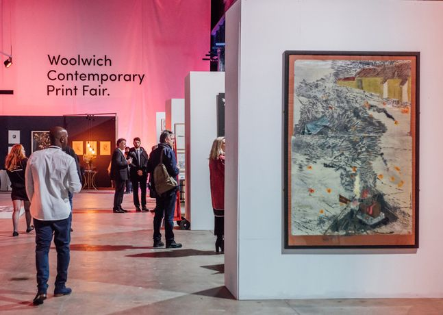 Woolwich Contemporary Print Fair: Image 0