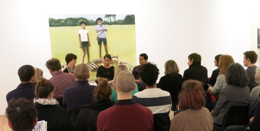 Working with Artists in the Shifting Gallery Landscape: Bow Skills Lab Launch Event: Image 0