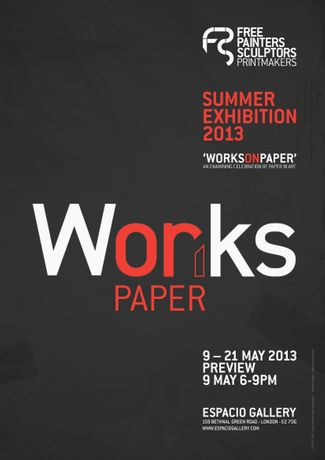Works on Paper - FPS Summer Exhibition 2013: Image 0