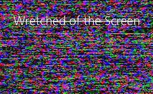Wretched of the Screen