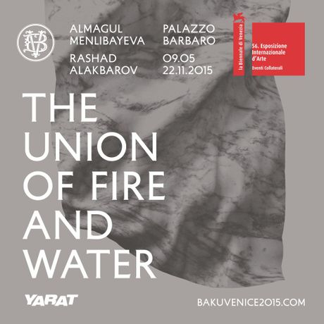 YARAT presents: The Union of Fire and Water: Image 0
