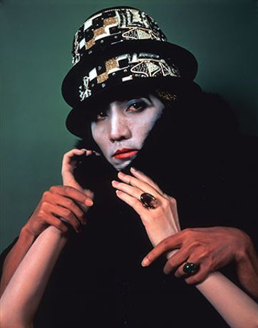 Yasumasa Morimura, Doublonnage (Marcel), 1988 © Yasumasa Morimura; Courtesy of the artist and Luhring Augustine, New York