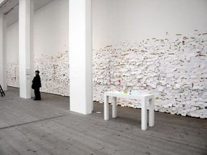 Yoko Ono | Four Works for Washington and The World