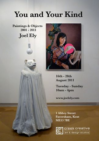 You and Your Kind Joel Ely: Paintings & Objects 2001 - 2011: Image 0