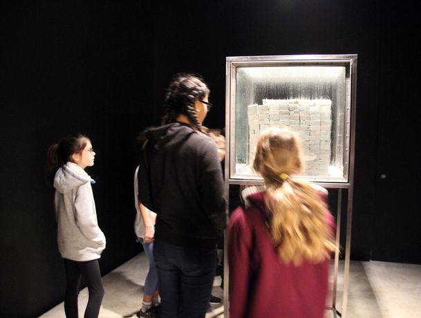 Youth Workshop | Uncanny Valley with artist educator Charlotte Young: Image 0
