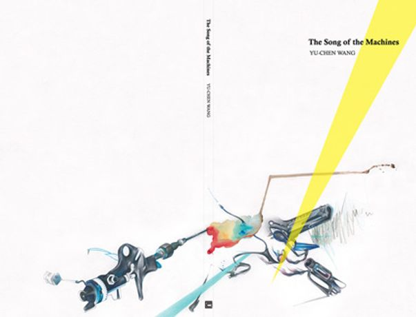 Yu-Chen Wang Book Launch - The Song of the Machines: Image 0