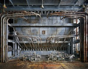Yves Marchand and Romain Meffre, Boiler, Port Richmond Power Station, Philadelphia, PA, USA, 2006